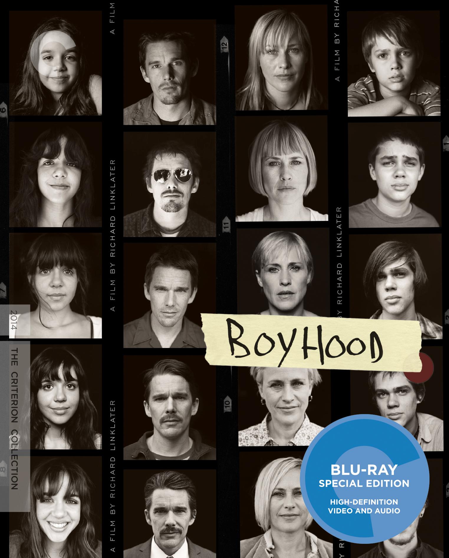 Boyhood [criterion Collection] [blu-ray] 31961301