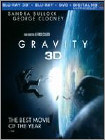 Gravity (Blu-ray 3D) (3-D) (Ultraviolet Digital Copy) (Enhanced Widescreen for 16x9 TV) (Eng/Fre/Spa)