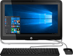 "HP - Pavilion 21.5"" Touch-Screen All-In-One Computer - AMD A4-Series - 4GB Memory - 500GB Hard Drive - Black"