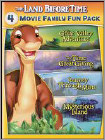 Land Before Time II - V 4-Movie Family Collection [2 discs] (DVD) (Eng/Fre)