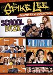 Da Spike Lee 3 Joint Film Collection: School Daze/she Hate Me/get On The Bus (dvd) 32036494