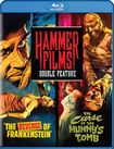 Hammer Films Double Feature: The Revenge Of Frankenstein/the Curse Of The Mummy's Tomb [blu-ray] 32039671