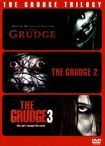 The Grudge Triple Feature: The Grudge/the Grudge 2/the Grudge 3 [3 Discs] (dvd) 32045908