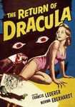 The Return Of Dracula (dvd) 32048632
