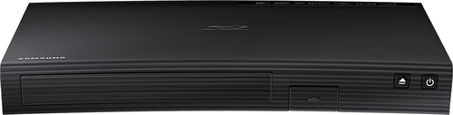 Samsung - BD-J5700/ZA - Streaming Wi-Fi Built-In Blu-ray Player - Black BD-J5700/ZA