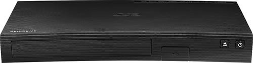 Samsung - BD-J5900/ZA - Streaming 3D Wi-Fi Built-In Blu-ray Player - Black
