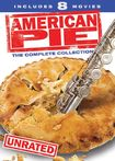 American Pie: The Complete Collection [4 Discs] (dvd) 32070601