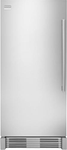 Frigidaire - Professional 18.6 Cu. Ft. Upright Freezer - Stainless-Steel