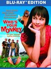 Who's Your Monkey [blu-ray] 32078162
