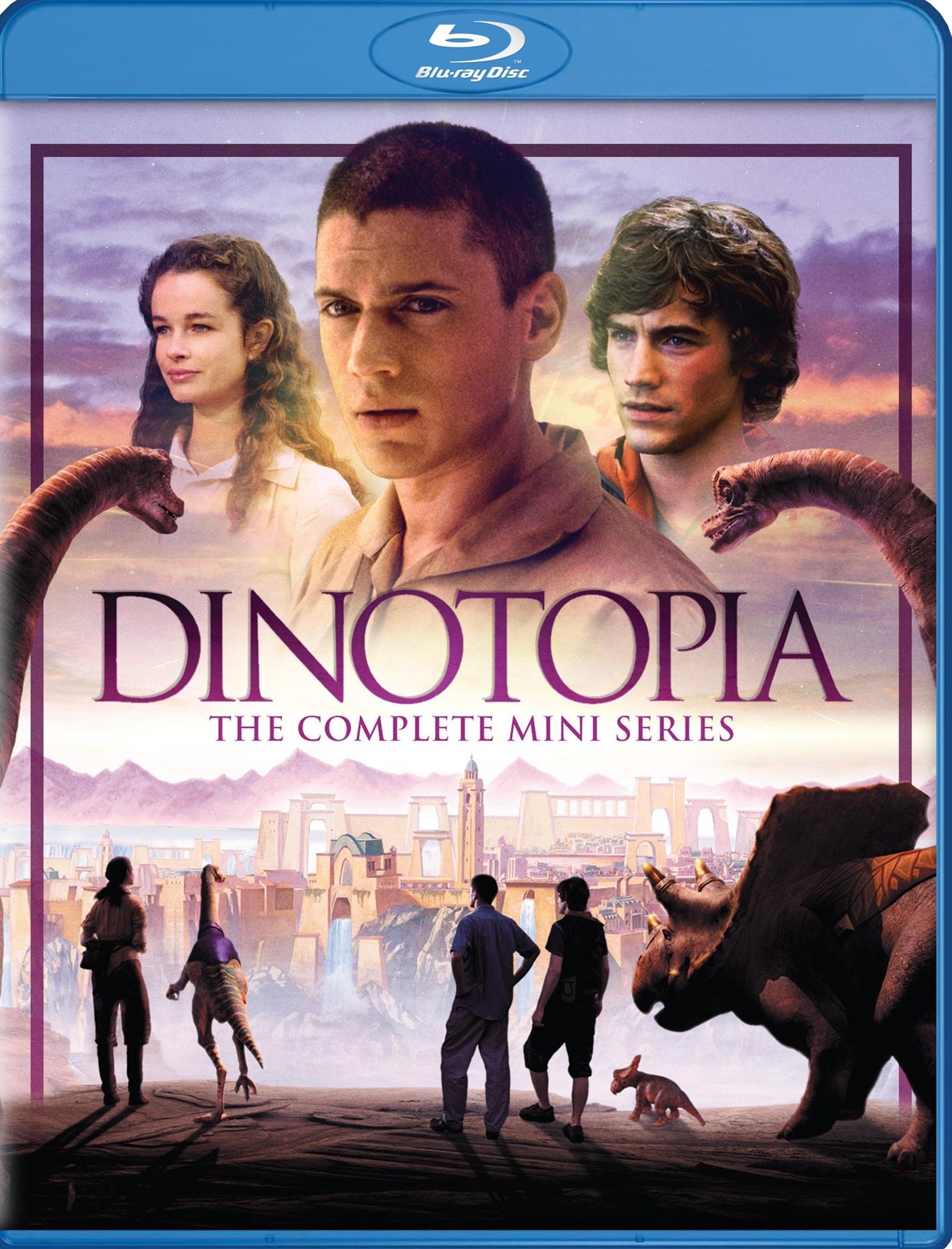 Dinotopia: The Complete Mini-series [blu-ray] [2 Discs] 32080983