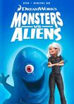 Monsters Vs. Aliens (dvd) 32087522