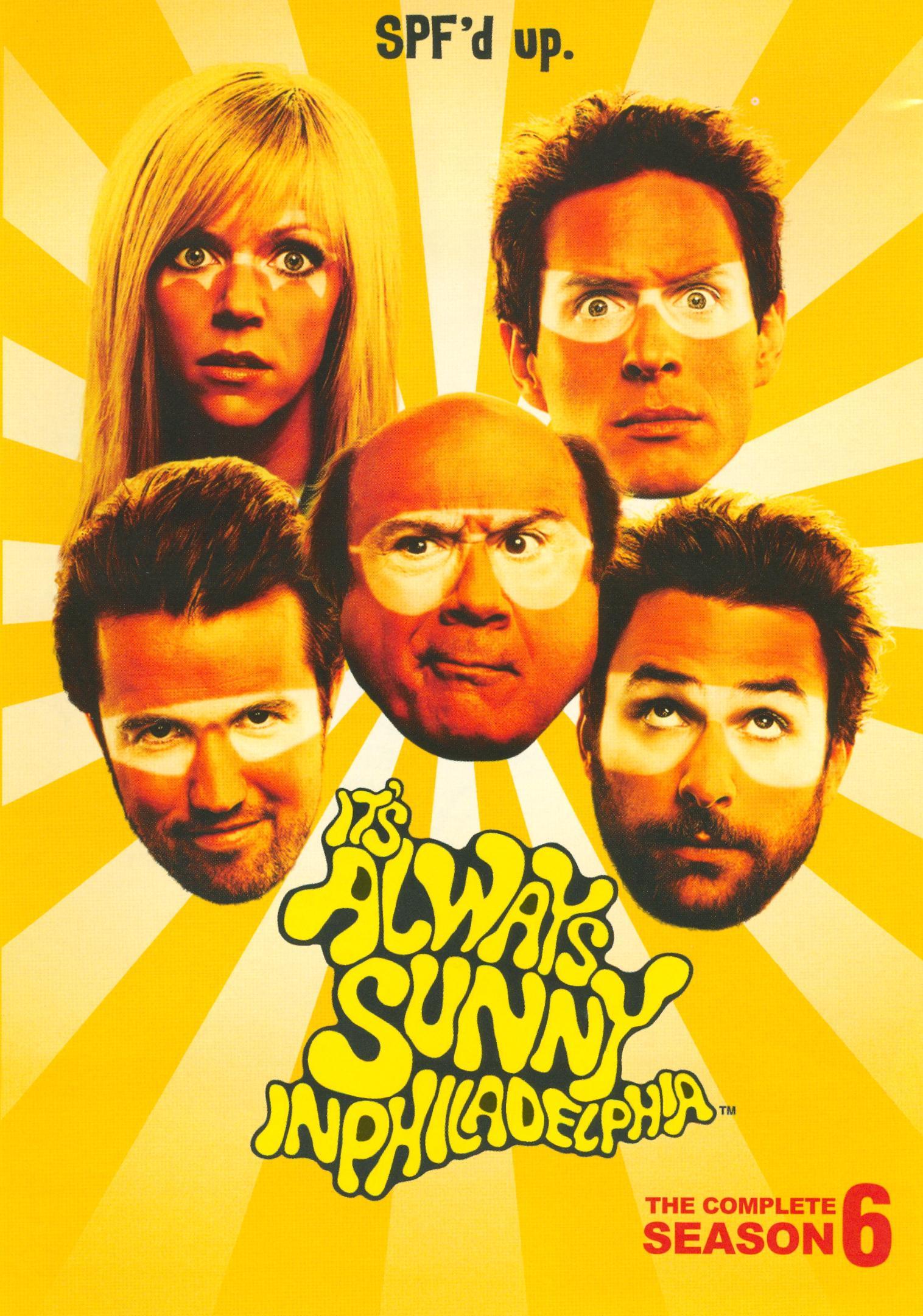 It's Always Sunny In Philadelphia: The Complete Season 6 [2 Discs] (dvd) 3209161