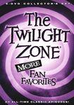 The Twilight Zone: More Fan Favorites [5 Discs] (dvd) 32097577