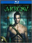 Arrow: The Complete First Season [4 Discs] (Boxed Set) (Blu-ray Disc) (Enhanced Widescreen for 16x9 TV) (Eng/Fre/Spa)