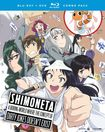 Shimoneta: A Boring World Where The Concept Of Dirty Jokes Doesn't Exist [blu-ray/dvd] 32116186
