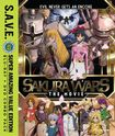 Sakura Wars: The Movie [s.a.v.e.] [blu-ray/dvd] [2 Discs] 32117194