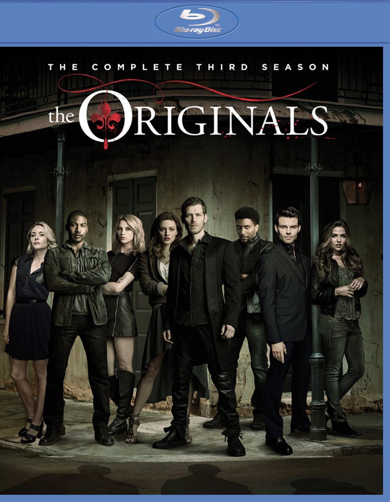 The Originals: The Complete Third Season [blu-ray] [5 Discs] 32128363