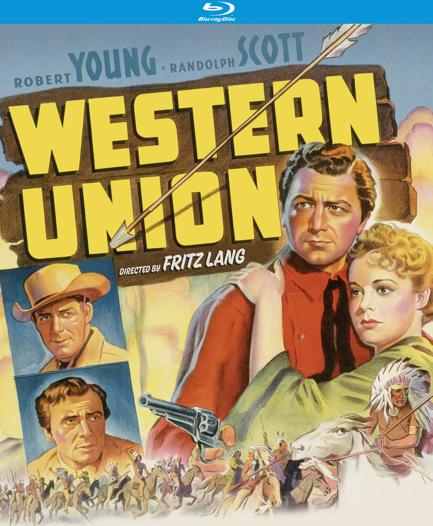 Western Union [blu-ray] 32143618