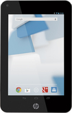 HP - Slate 7 Plus 7 Tablet - 8GB - Slate Silver