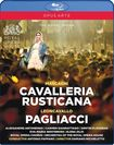 Cavalleria Rusticana/pagliacci (royal Opera House) [blu-ray] [2 Discs] 32174879