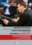 Thielemann/wiener Philharmoniker: Beethoven - Symphony No. 9/discovering Beethoven (dvd) 32175705