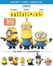 Minions [includes Digital Copy] [ultraviolet] [blu-ray/dvd [2 Discs] 32187487