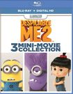 Despicable Me 2: 3 Mini-movie Collection [includes Digital Copy] [ultraviolet] [blu-ray] 32187496