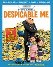 Despicable Me [includes Digital Copy] [ultraviolet] [3d] [blu-ray/dvd] [3discs] 32187585