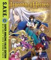 The Legend Of The Legendary Heroes: The Complete Series [s.a.v.e.] [blu-ray] [8 Discs] 32193834