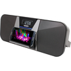 Jensen - Portable Bluetooth Speaker with Charging for All Smartphones - Black