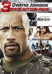 Dwayne Johnson Action Collection: Hercules/pain & Gain/g.i. Joe: Retaliation (dvd) 32309917
