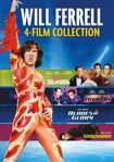 Will Ferrell: 4-film Collection (dvd) 32309971