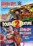 Scooby-doo! And Wwe: Curse Of The Speed Demon/scooby-doo! Wrestlemania Mystery (dvd) 32311766