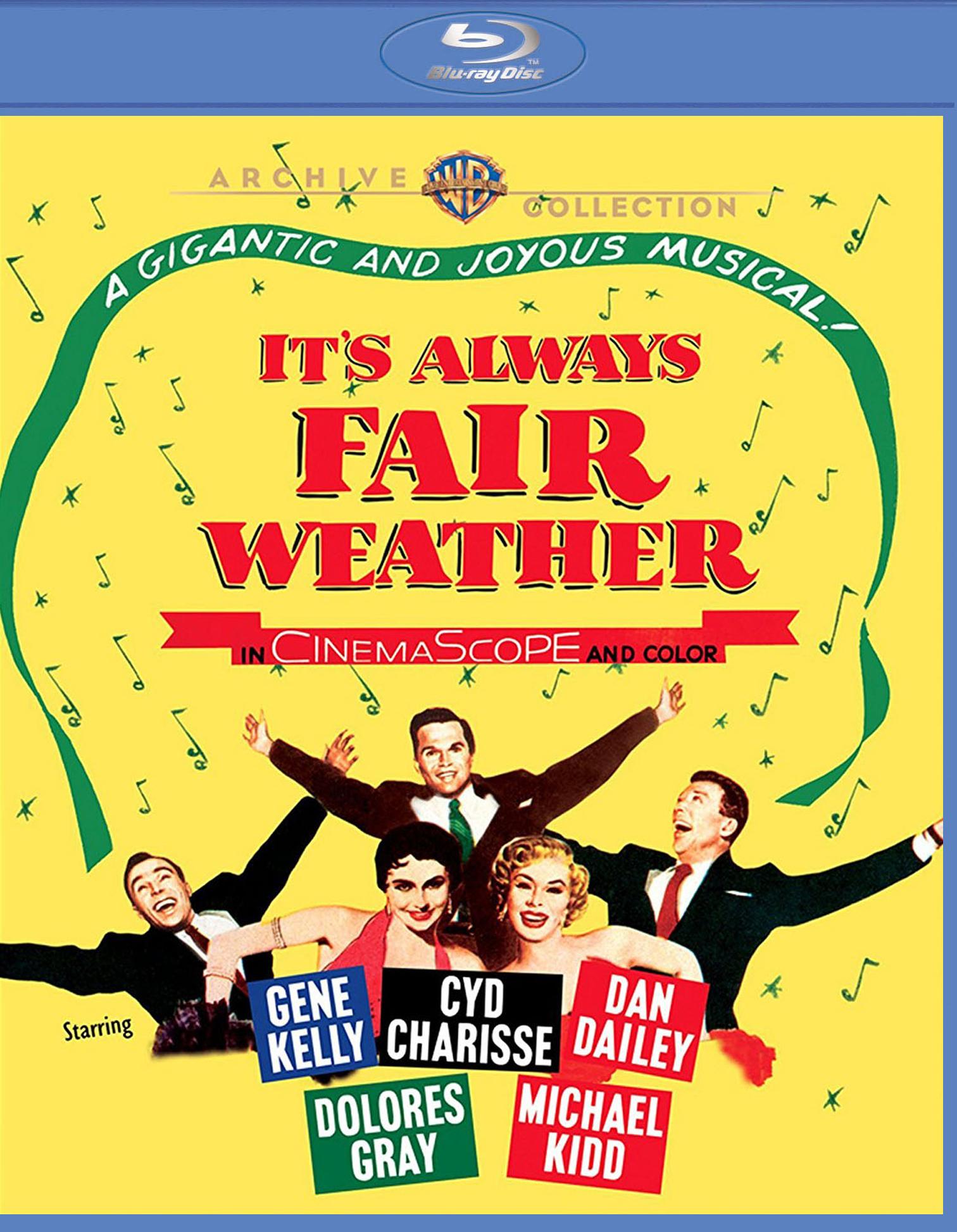 It's Always Fair Weather [blu-ray] 32317357