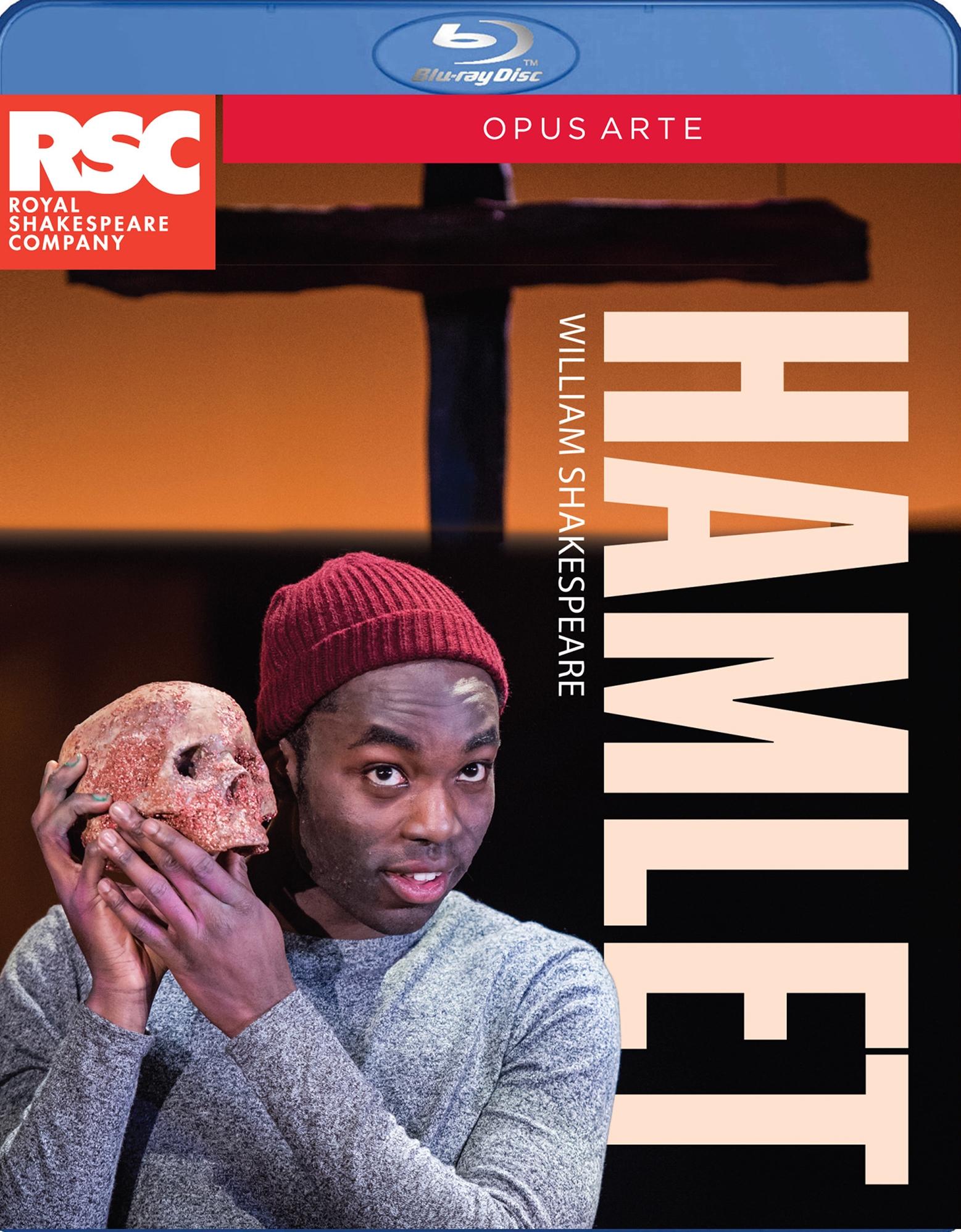 Hamlet (royal Shakespeare Company) [blu-ray] 32346118