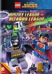 Lego Dc Comics Super Heroes: Justice League Vs. Bizarro League (dvd) 32378591