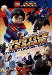 Lego Dc Comics Super Heroes: Justice League - Attack Of The Legion Of Doom! (dvd) 32378664