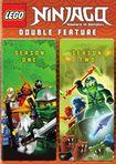 Lego Ninjago: Masters Of Spinjitzu - Seasons One And Two (dvd) 32378719