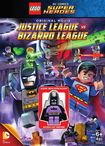 Lego Dc Comics Super Heroes: Justice League Vs. Bizarro League [includes Figurine] (dvd) 32378882