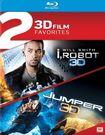 I, Robot 3d/jumper 3d [2 Discs] [blu-ray] 3239049
