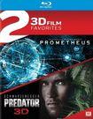 Prometheus/predator [2 Discs] [blu-ray] 3239058