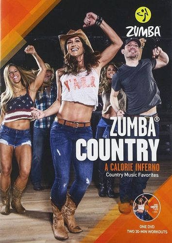 Zumba dvd - Buy Country Calorie Best Inferno A