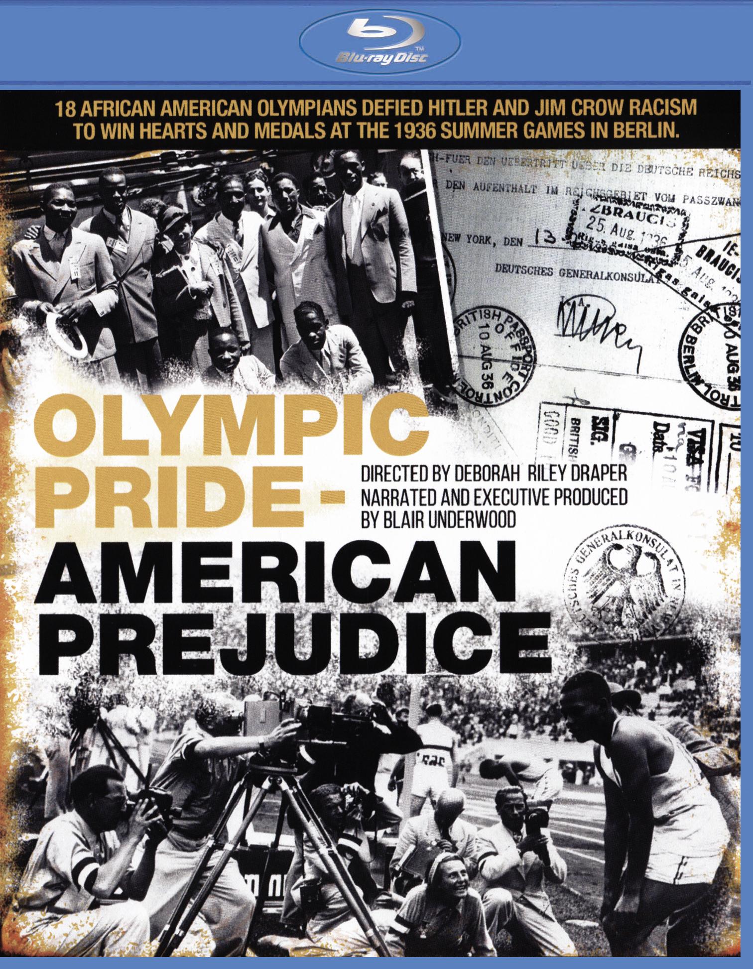Olympic Pride, American Prejudice [blu-ray] 32396431