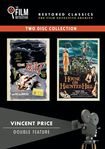 Vincent Price Double Feature: The Bat/house On Haunted Hill [2 Discs] (dvd) 32419048