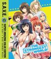 Wanna Be The Strongest In The World!: The Complete Series + Ovas [s.a.v.e.] [blu-ray] 32449081