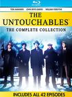 The Untouchables: The Complete Collection [blu-ray] [6 Discs] 32461742