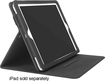 Incase - Book Jacket Case for Apple® iPad® Air - Black