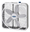 Lasko - Weather Shield Performance Box Fan - White