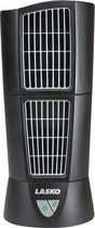 Lasko - Platinum Desktop Wind Tower Fan - Black