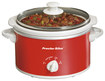 Proctor Silex - 1.5-Quart Slow Cooker - Red